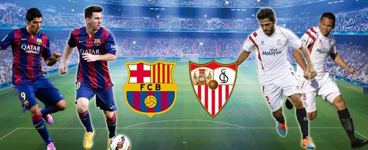 Barcelona vs Sevilla Uefa Super Cup 2015 Predictions