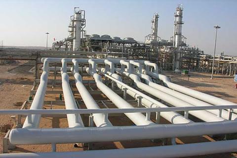 Gas-supply