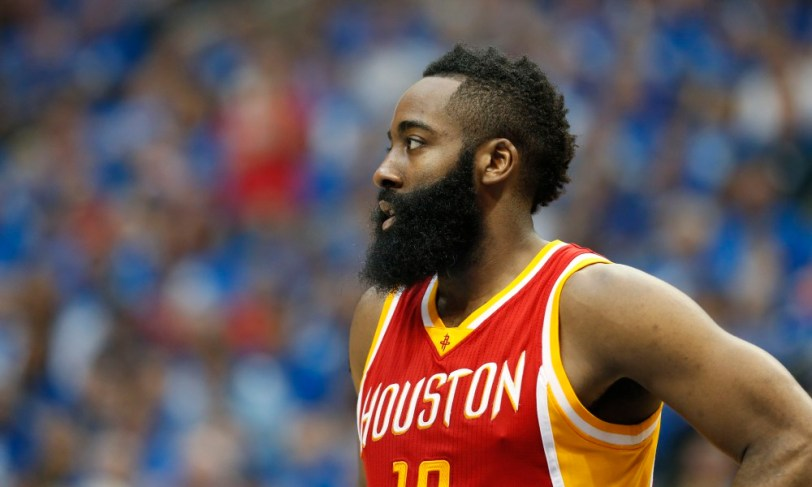 Dallas, TX, USA; James Harden