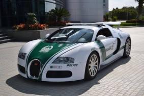 Bugatti-Veyron-Police