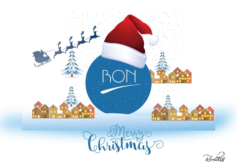 Merry xmas RON-01
