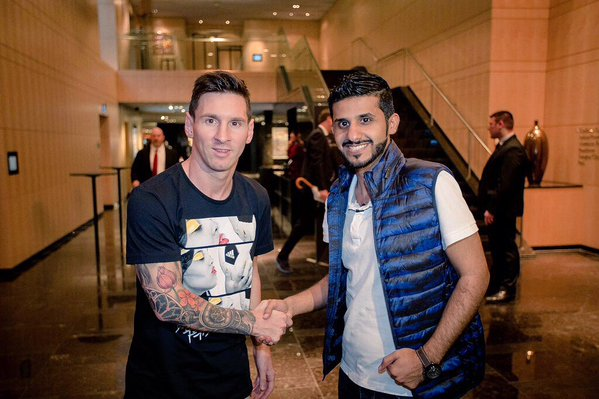 Messi and fifa