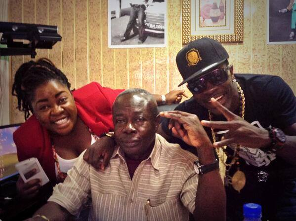 shatta-wale-and-dad