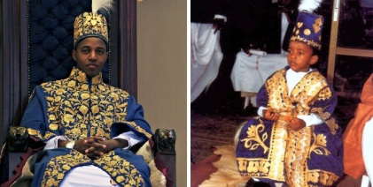 Youngest-king-in-Africa